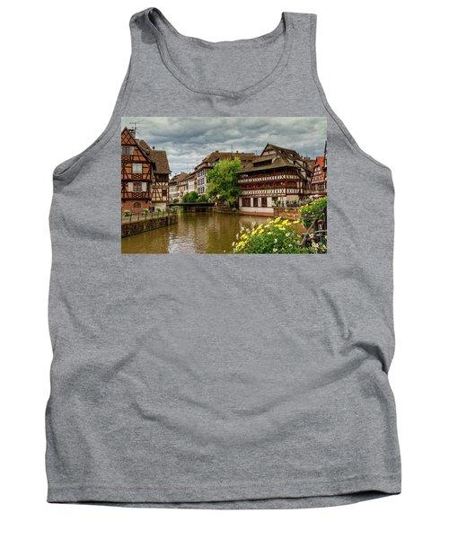 Petite France, Strasbourg Tank Top