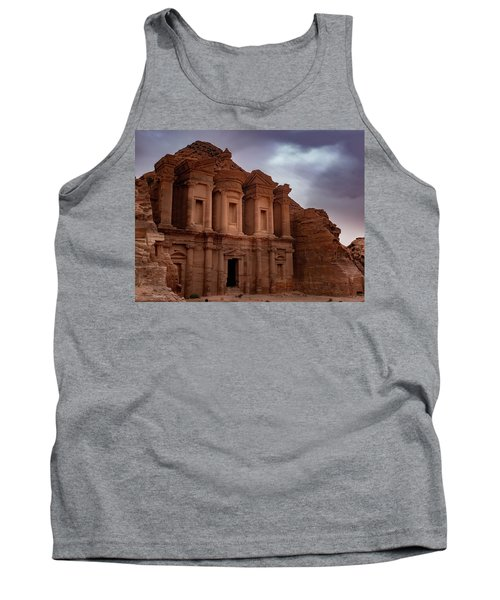 Petra's Monastery Tank Top