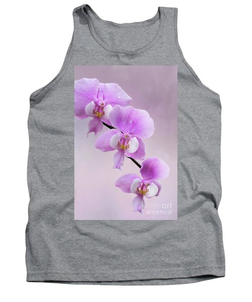 Phalaenopsis Schilleriana Fragrant Butterfly Orchid V2 Tank Top