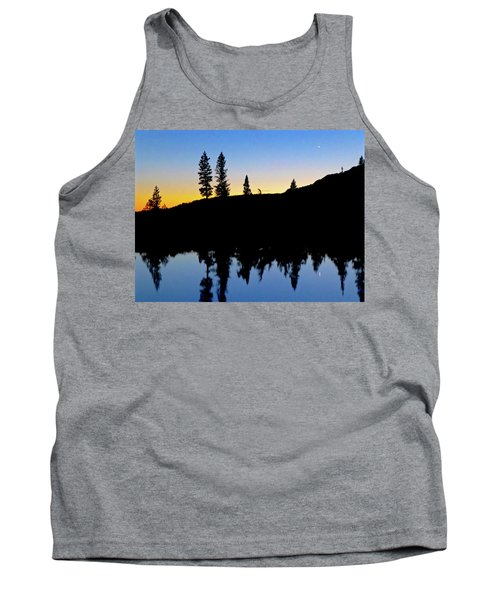 Phantom Forest Tank Top