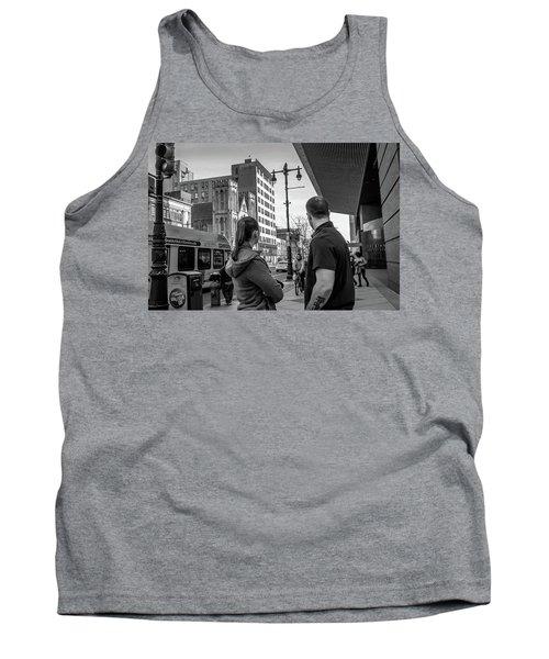 Philadelphia Street Photography - Dsc00248 Tank Top