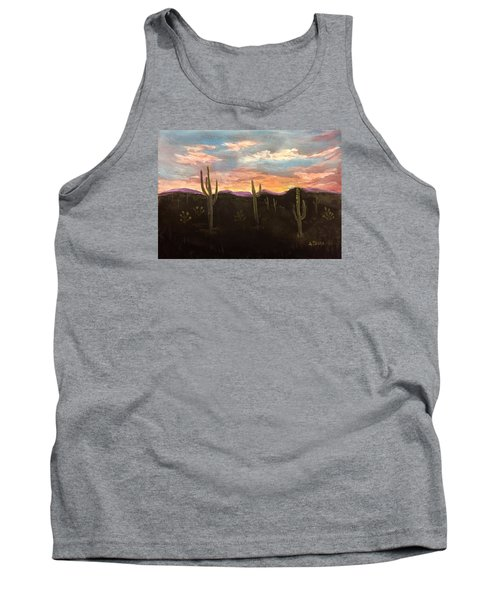 Phoenix Az Sunset Tank Top