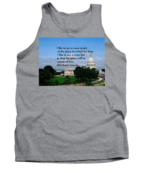 Photography Tank Top