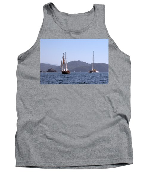 Picante And Patricia Belle Tank Top by Jim Walls PhotoArtist