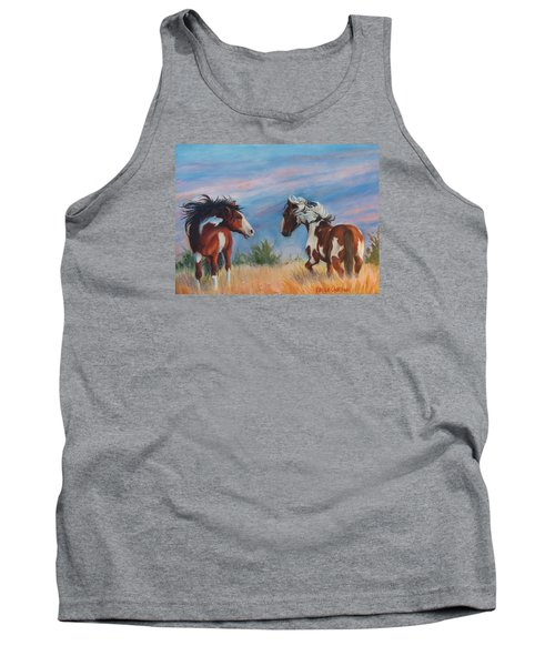 Picasso Challenge Tank Top