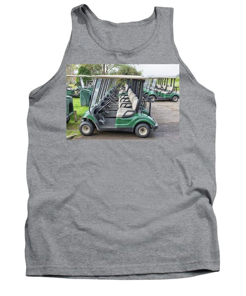Pick A Cart Tank Top