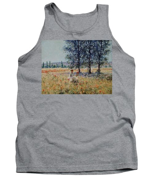 Picking Flowers  Tank Top