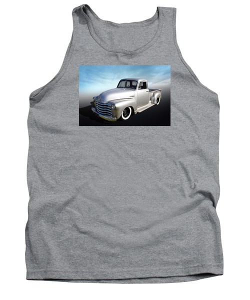 Tank Top featuring the photograph Pickup Truck by Keith Hawley