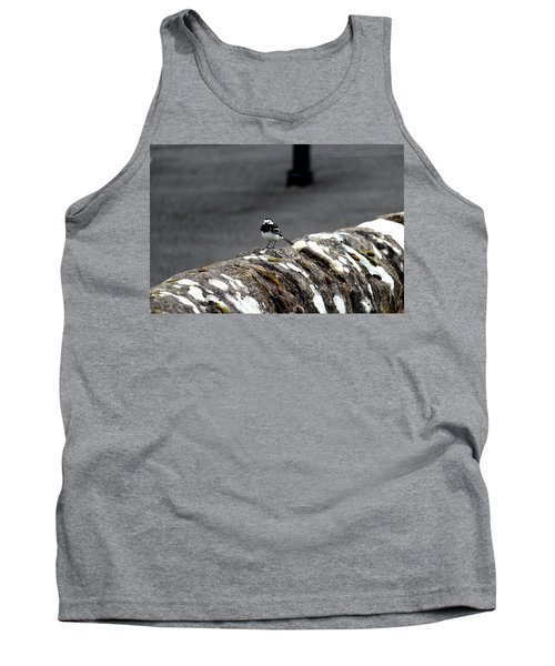 Pied Wagtail Tank Top