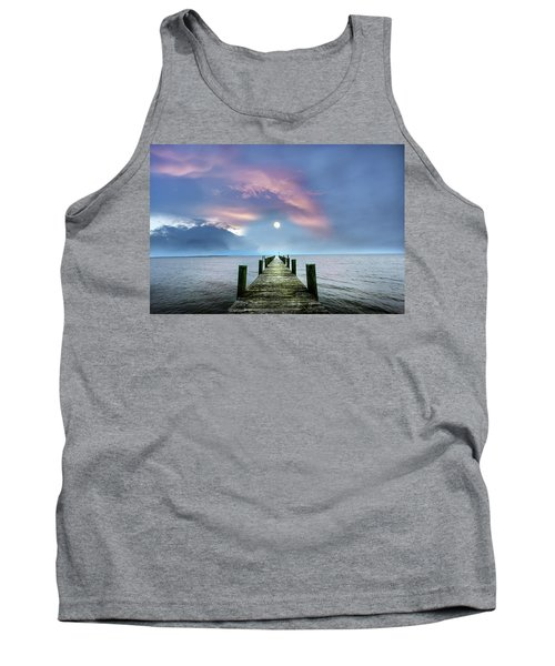 Pier To The Moon Tank Top