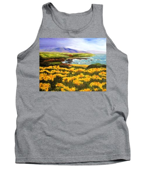 Pigeon Point Tank Top by Jamie Frier