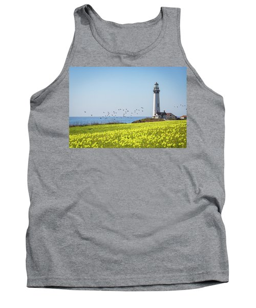 Pigeon Point Light Station Historic Park Tank Top