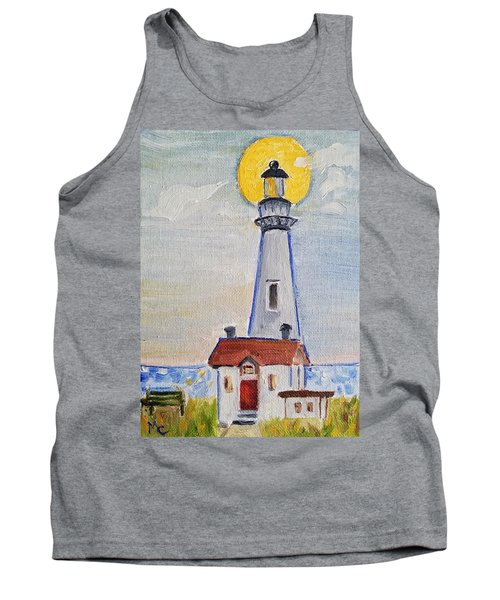Pigeon Point Lighthouse  Tank Top