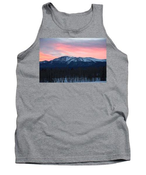 Sunrise Pikes Peak Co Tank Top