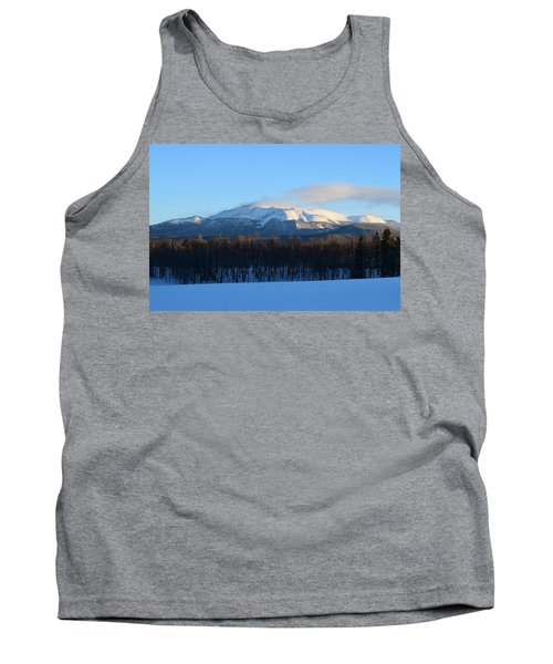 Pikes Peak From Cr511 Divide Co Tank Top