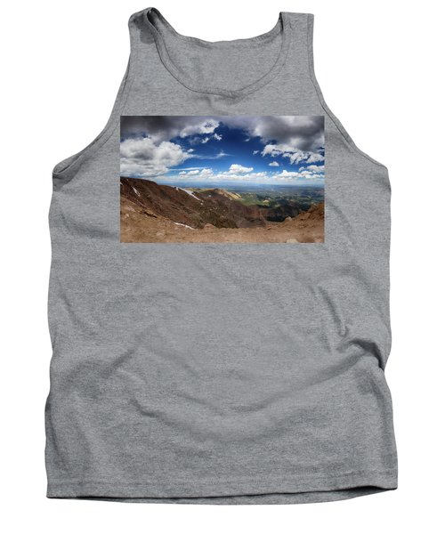 Pikes Peak Storm Tank Top