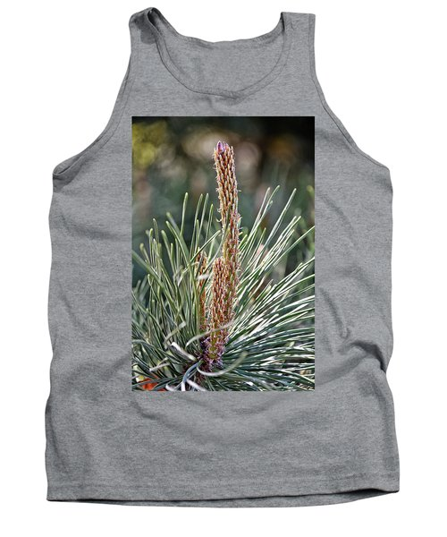 Pine Shoots Tank Top