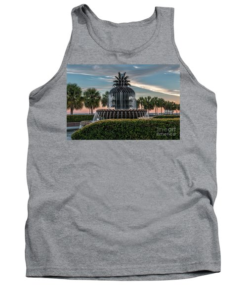 Pineapple Suprise Tank Top