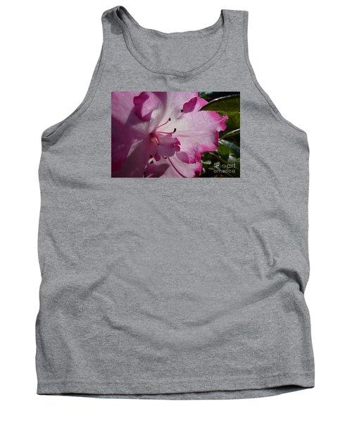 Pink Flowers 1 Tank Top