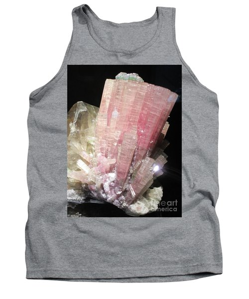 Pink Gemstone Tank Top