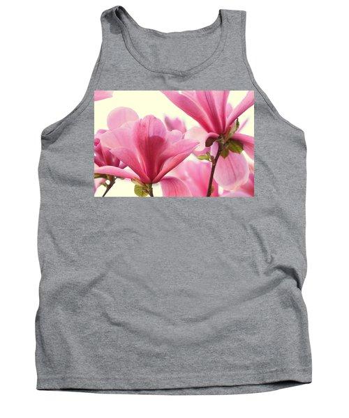 Pink Magnolias Tank Top