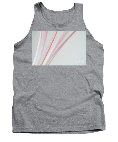 Pink Minimallism Tank Top