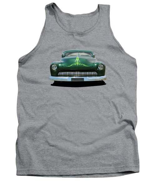 Pinstripes Tank Top by Keith Hawley