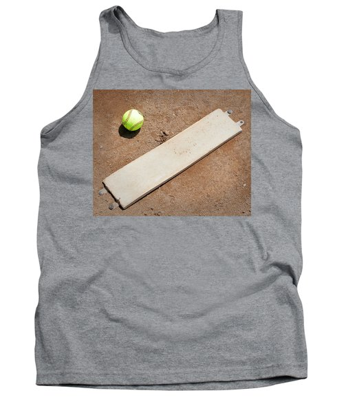 Pitchers Mound Tank Top