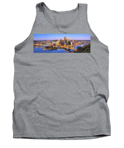 Pittsburgh Pano 22 Tank Top