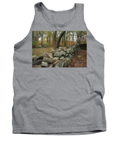 Place For A Hero Tank Top