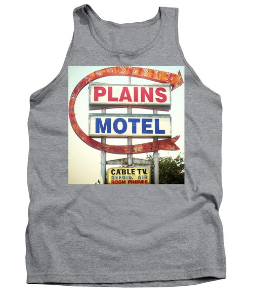 Plains Motel Tank Top