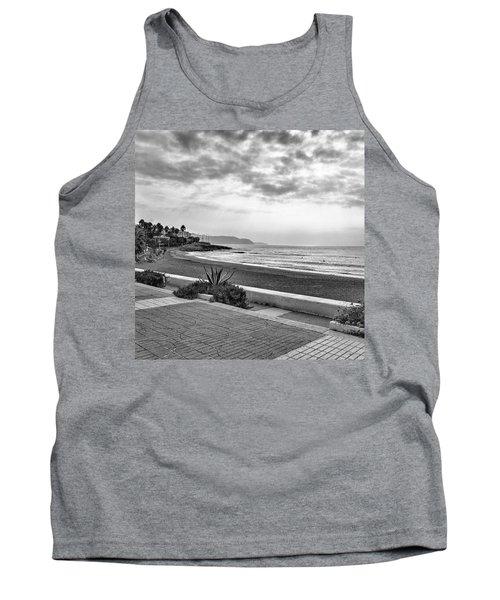 Playa Burriana, Nerja Tank Top