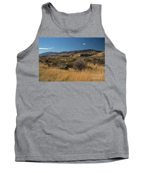 Pocatello Area Of South Idaho Tank Top