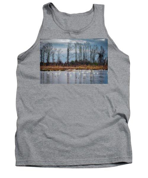 Pocosin Lakes Nwr Tank Top