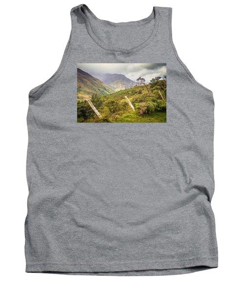Podocarpus National Park Tank Top