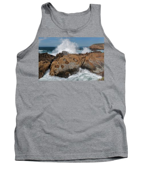 Point Lobos Concretions Tank Top