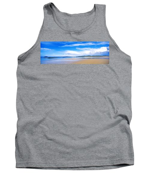 Pollan Strand, Inishowen, County Tank Top