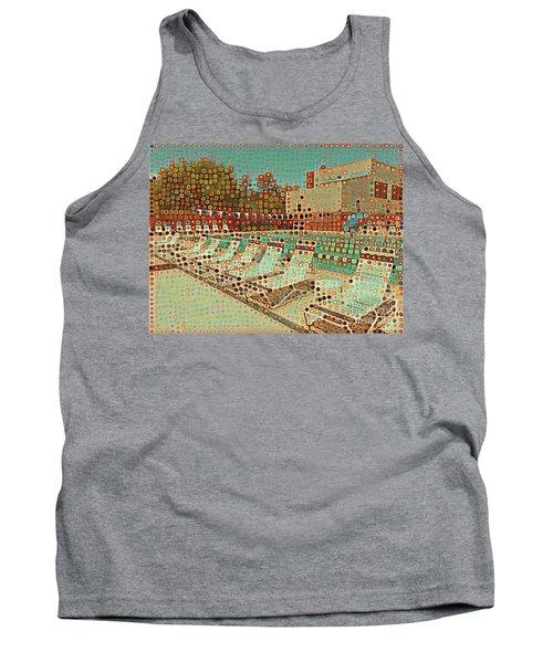 Pool #2 Tank Top