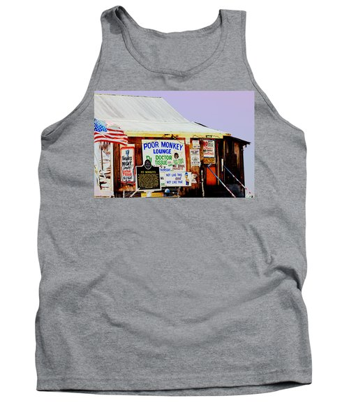 Poor Monkey's Juke Joint Tank Top