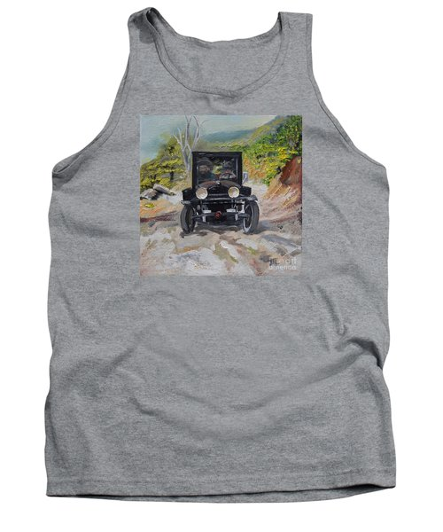 Popcorn Sutton - Looking For Likker Tank Top