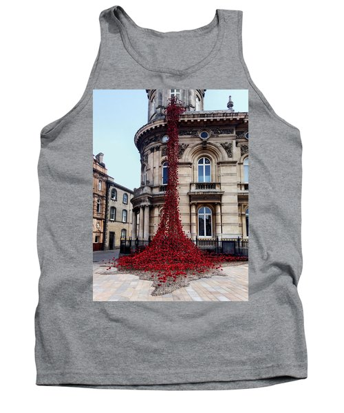 Poppies - City Of Culture 2017, Hull Tank Top