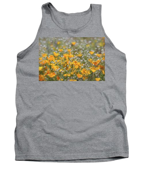 Tank Top featuring the photograph Poppies Fields Forever  by Saija Lehtonen