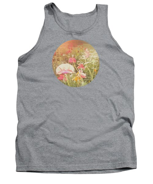 Poppies In The Light Tank Top