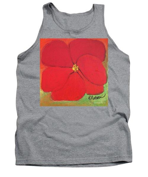 Poppy 2 Tank Top