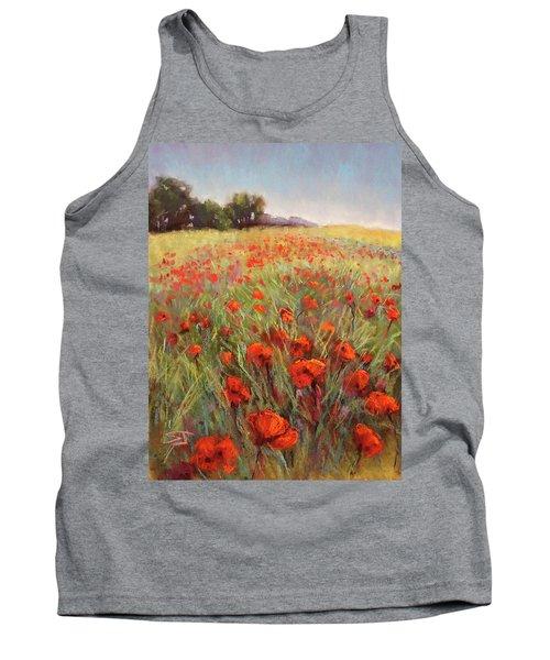 Poppy Dance Tank Top