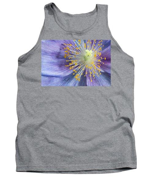 Poppy Fireworks Tank Top