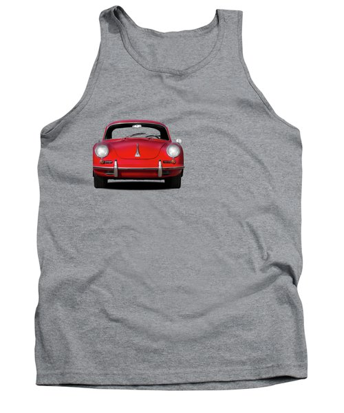 Porsche 356 Tank Top by Mark Rogan