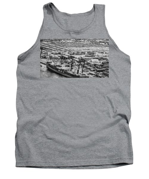 Port Everglades 1 Tank Top