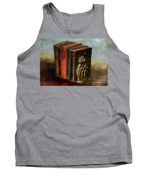 Tank Top featuring the digital art Portable Magic by Lois Bryan