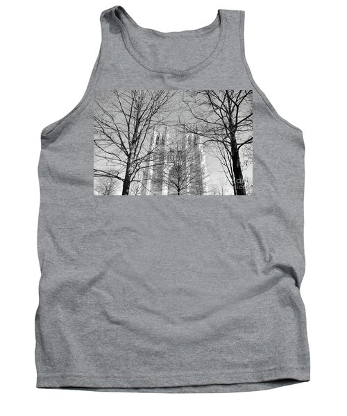 Portrait Of A Cathedral Tank Top